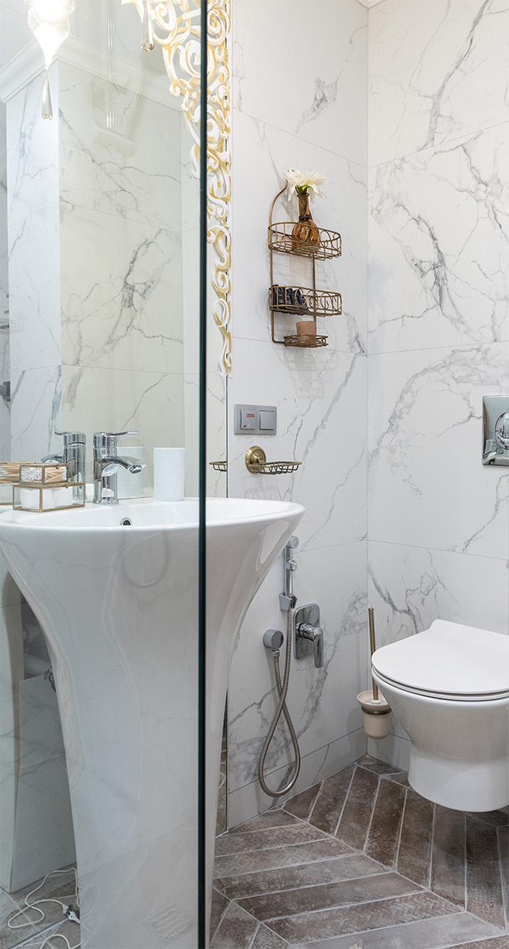 marmor-badezimmer