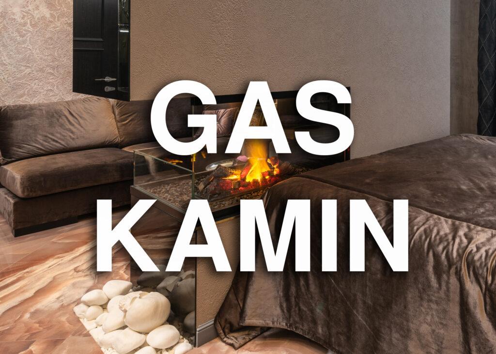 gaskamin